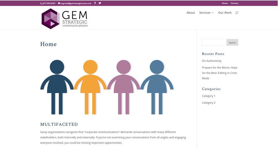 Gem Strategic Communications
