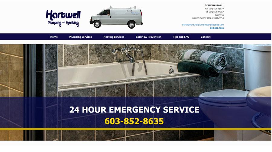 Hartwell Plumbing and Heating