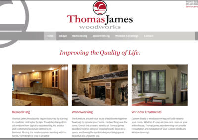 Thomas James Woodworks