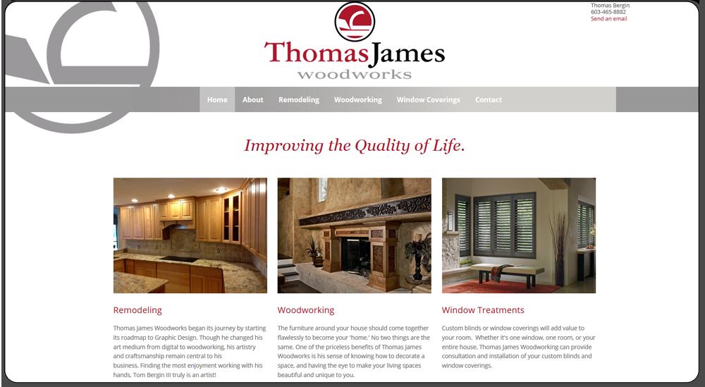 Thomas James Woodworks