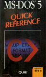 MS-DOS 5 Quick Reference