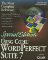 Using Corel WordPerfect Suite 7, Special Edition