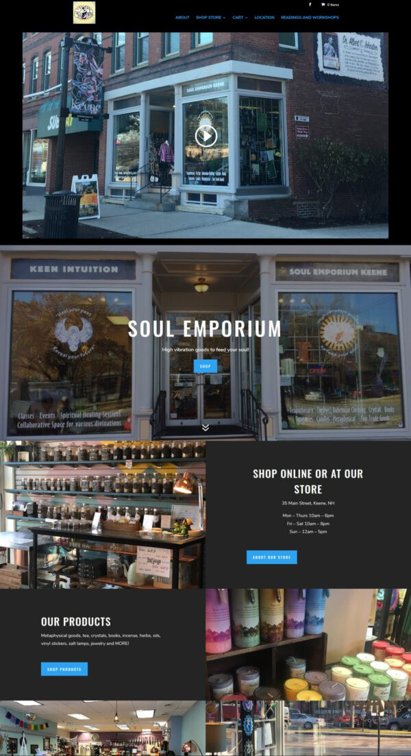 Soul Emporium High vibration goods to feed your soul